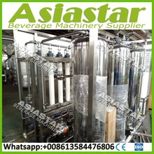 Easy operation automatic antibacterial water filter