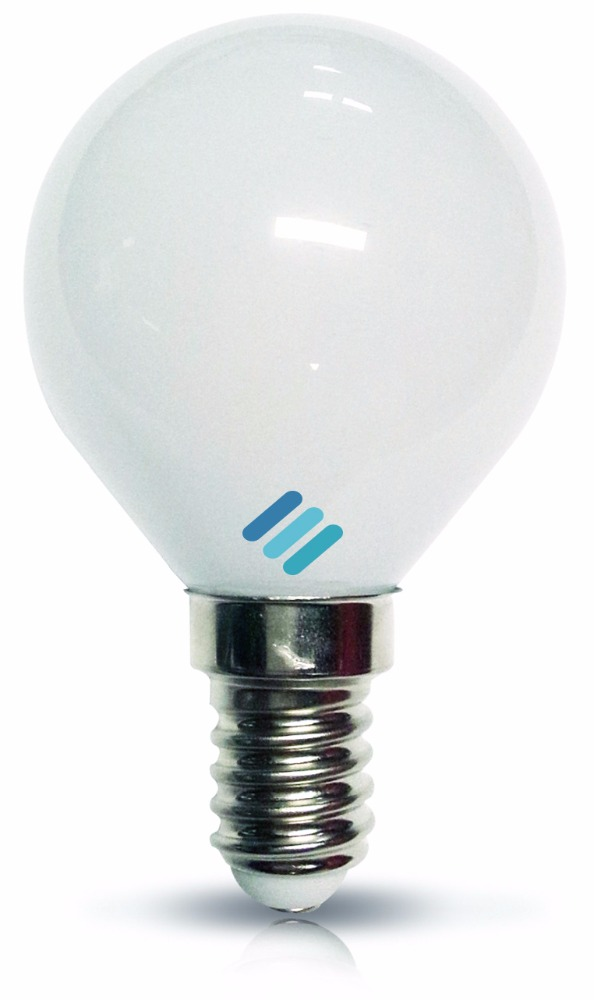 Led Bulb Led Light Bulb Globe Mini Size G45 P45 3W 220lumen 360 Degree Replace 20W CE RoHS Approval E27 E26 E14 Glass Cover RC