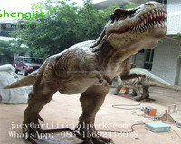SJLJ0865 Shengjie direct selling new products decorative artificial animal, artificial dinosaur