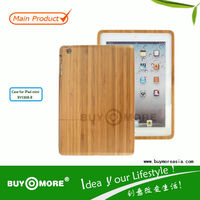 eco-friendly stand pouch wooden case for ipad 2 and engrave/laser wood case for ipad min