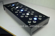 2012 aquarium led hot selling high power 14000k used aquarium supplies good for fish/Sargassum/algae