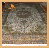 9'x12' export wholesale hand woven silk oversize chinese rugs