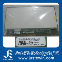 "Real Stock 12.1"" 1600*900 HD+ slim 40 pins laptop TFT LCD LED screen CLAA121UA01CW For CF-SX1"