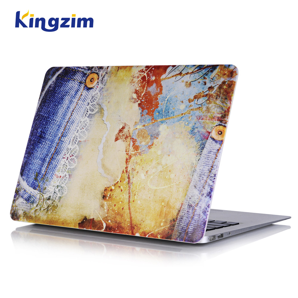 2016 Release Plastic Hard Case Cover for New Apple Macbook Pro 13 with/without Touch Bar and Touch ID