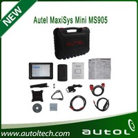 2015 Multi Brand Auto Scanner Autel MaxiSys Mini MS905 Car Diagnostic Kits