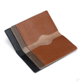 Cowhide card sets of business card bag multi-color leather bank card bag custom