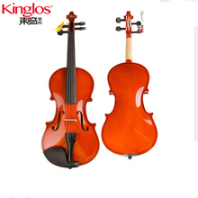 2017 newest design decorative violins with Triangle Foam Case