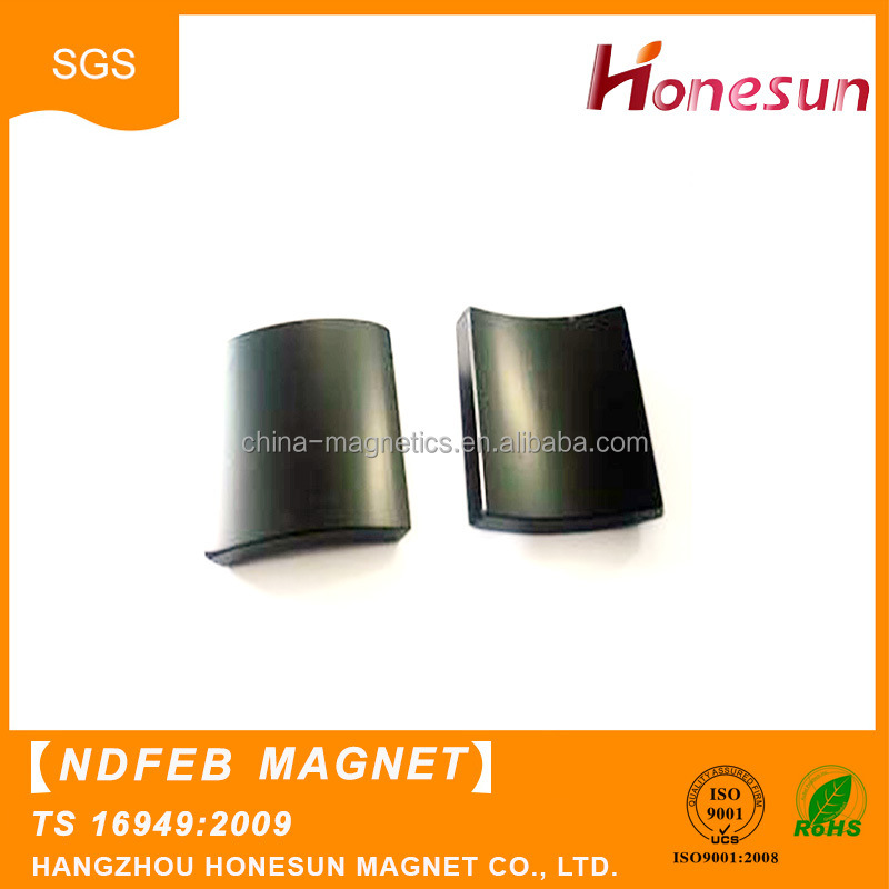 large arc motor neodymium magnets