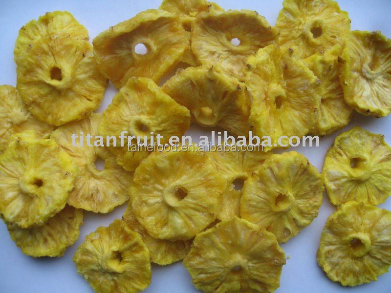 Top Quality Pineapple Candied Slice