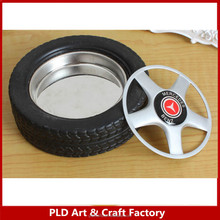 Ready Car Wheel tire shape ashtray