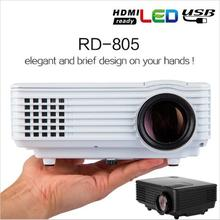 Low Price RD805 High Resolution 800*480 Pico LED Pocket Pico Projector