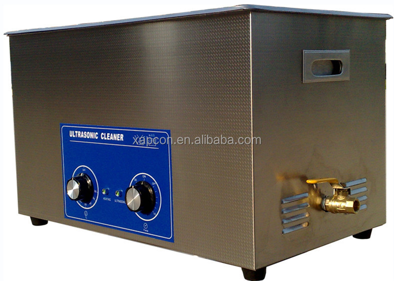 Industrial PS-100 Mechanical Control 30L Ultrasonic Cleaner