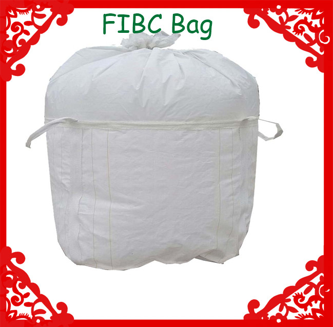 two loops 500kg size recycle food packing big bulk jumbo bag for malaysia