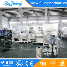 Factory direct supply auto 5gallon bottle filling system/round barrel drinking water making plant