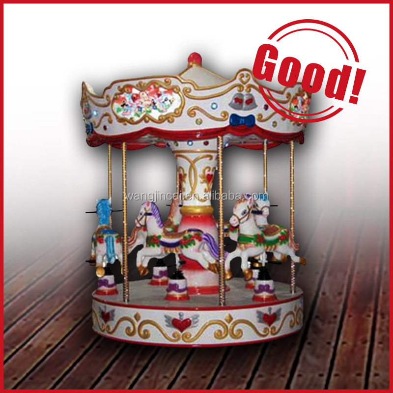 China Manufacture Amusement Park Rides for Sale carousel