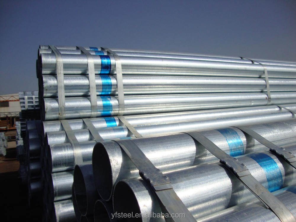 EW STEEL PIPES ASTM A53 GR.A /B BS 1387 CLASS A/B/C