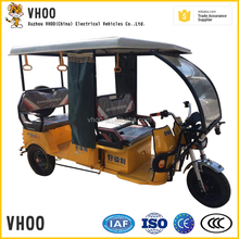 Customised 3 Wheel Cargo Tricycle With Rain Cover three wheel trike On Sale
