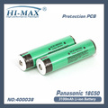 Original 3100mah li-ion 18650 battery for diving flashlight