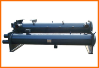 New Condition steel shell and tube heat exchanger