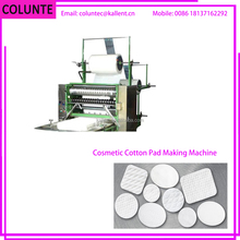 Colunte Cosmetic Square Cotton Pad machine