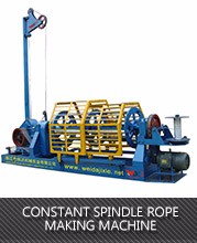 Four Line Sisal Drawing Machine/ Rope Processing Equipment