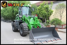 WOLF loader 2 ton capacity loader farm tool and equipment and their uses