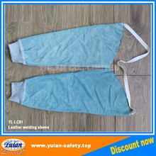 long welding leather safety sleeves