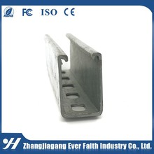China Promotion Construction Material 75mm c channel metal stud dimensions metric