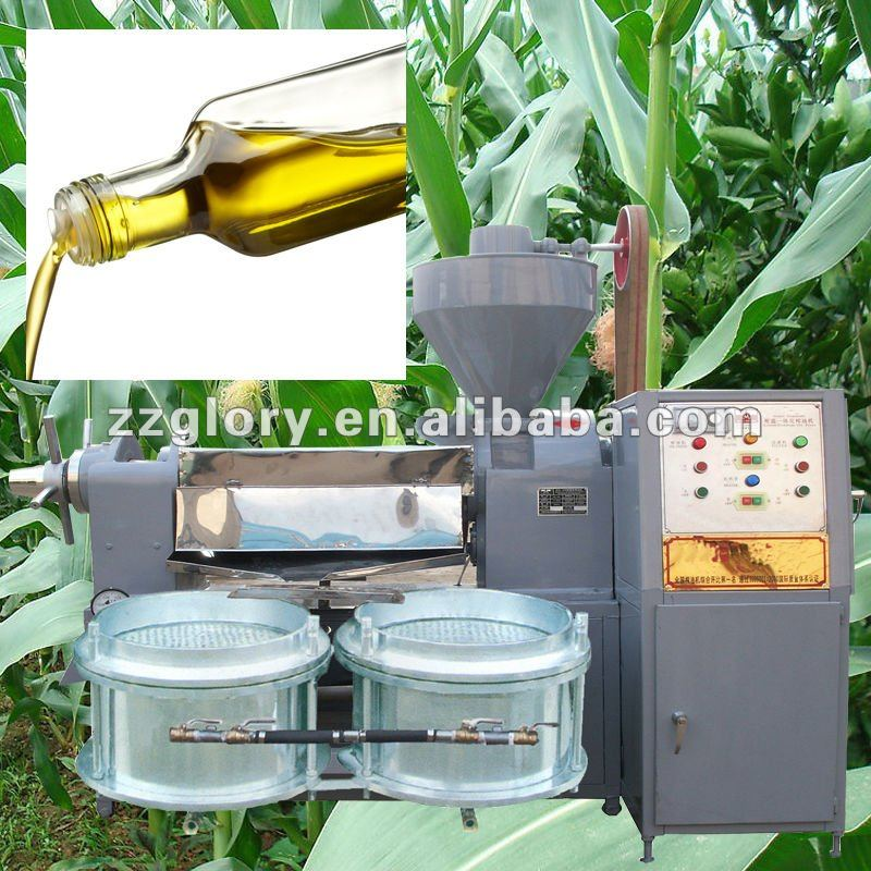 Rice bran oil making machine/ oil presser machine