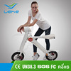 CE/EN/RoHS FCC K1 Aluminium Frame Foldable Brushless Motor Electric Scooter/Bicycle 36v 240w