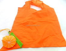 fashionable fruit foldable shopping bag
