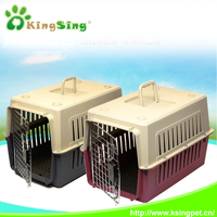 Pet Carrier Aviation Dog Cage