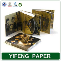 Fashion Promotional Fashion Elegant Pretty Mini Decorative Paper Wedding Cd Boxes