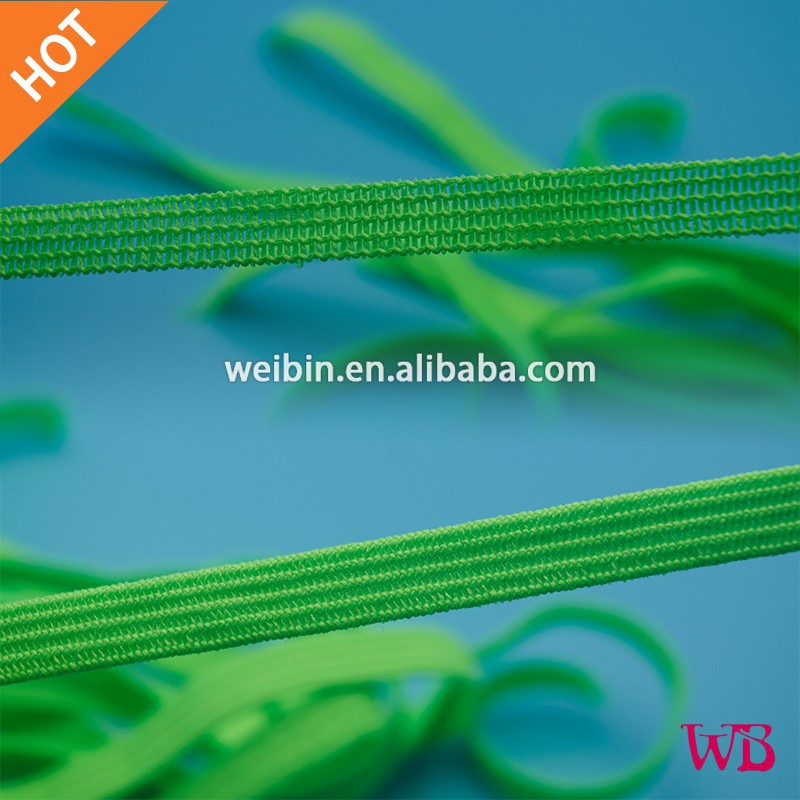 colorful elastic rubber tape