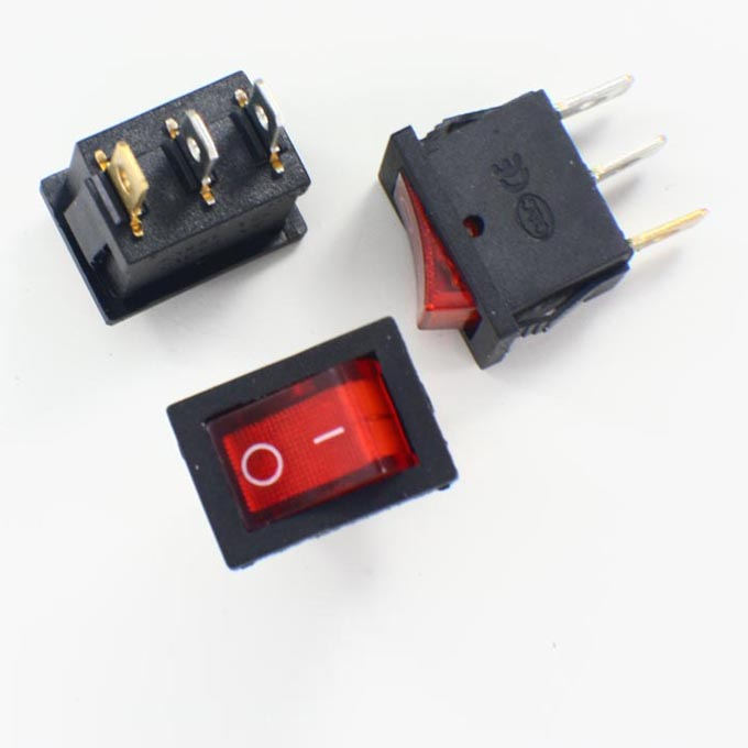 Minature Push to Make Switches Ideal for Architectural model making,SW-09
