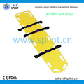 Safe patient transfer waterproof and floating Plastic HDPE spine board