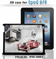 professional factory supply 3d case for ipad case,case for ipad 3