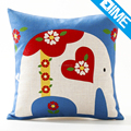 Cartoon Cute Animals anime car seat reclining chair back rest pillow cover