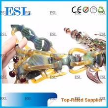 Best seller in US ESL oil rig dab pipe glass pipe for dry herb and wax personal use