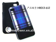 led cellphone shell for iphone4