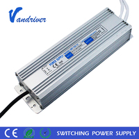 Dual Output Waterproof Led Driver 120W 12V 10A WP-120-12 IP67 Hikvision CCTV Camera Switching Mode Power Supply