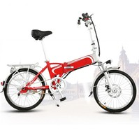 new arrival shock price 36v lithium battery small folding electric bicycle
