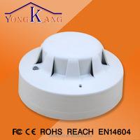 wireless smoke detector hidden camera/cheap smoke alarms/square smoke alarm with high sensitivity