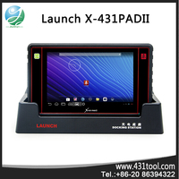 launch x431 pad II auto diagnostic tool car diagnostic scanner software free