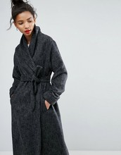Hot Sale Real Compound Coat Women's Genuine Long Style Woolen