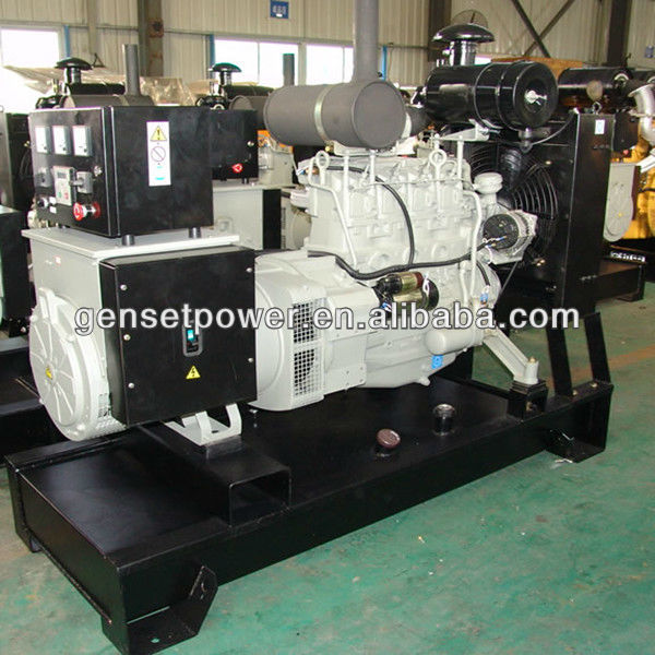 Industrial diesel Power 45kva to 850kva Deutz Generator Set price list