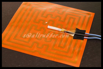 Custom Kapton (Polyimide) Heaters-24V 300W 300*300MM