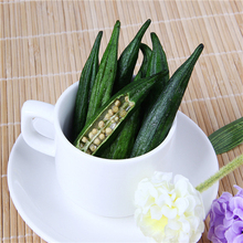 VF Okra Crispy (Vegetable Snack)