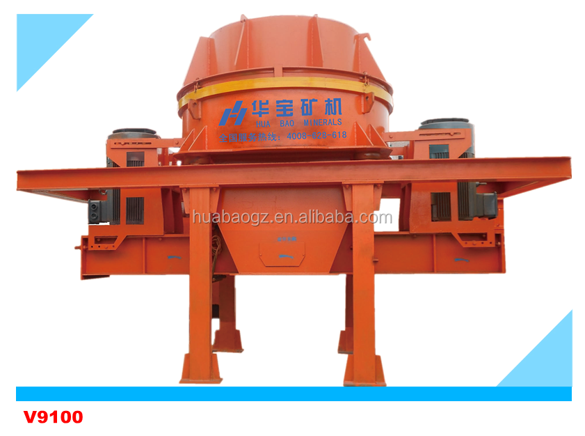 Mining sand making machine price/VSI Series High-efficiency Vertical Shaft Impact Crusher/ Innovative construction