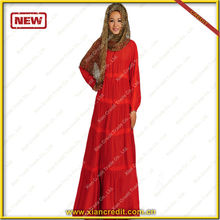 2014 hot sale latest new design KDT6017 abaya dubai lady abaya islamic abaya wholesale